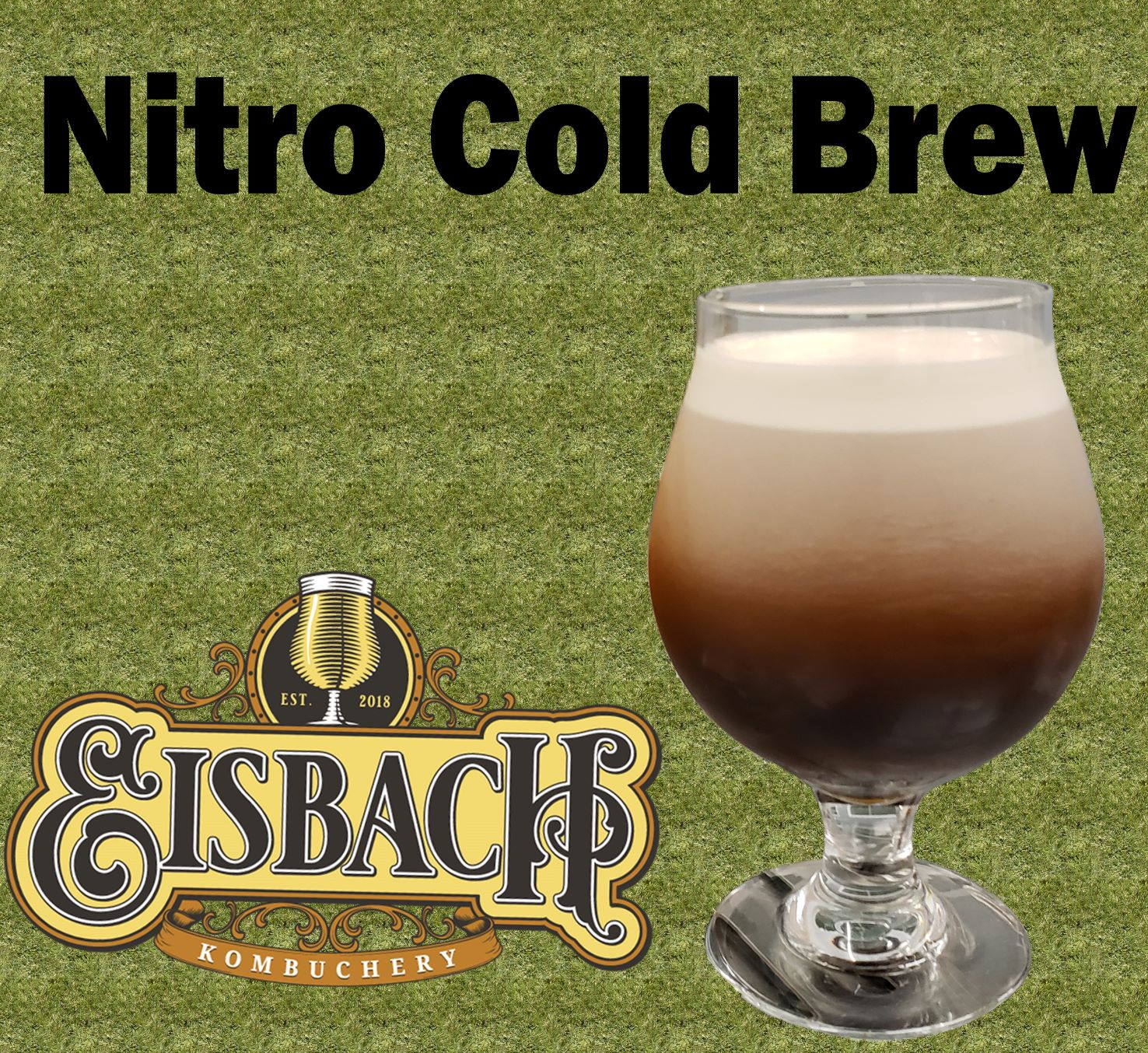 Nitro Coffee med res